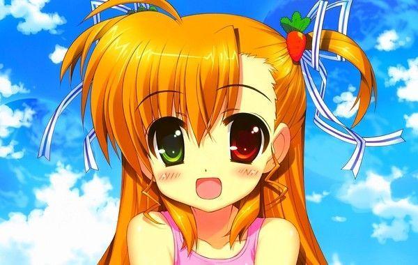 Petite fille style manga - Photo manga fille ...